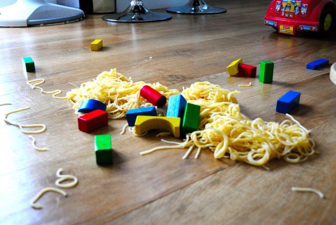 Spaghetti Lucky Dip