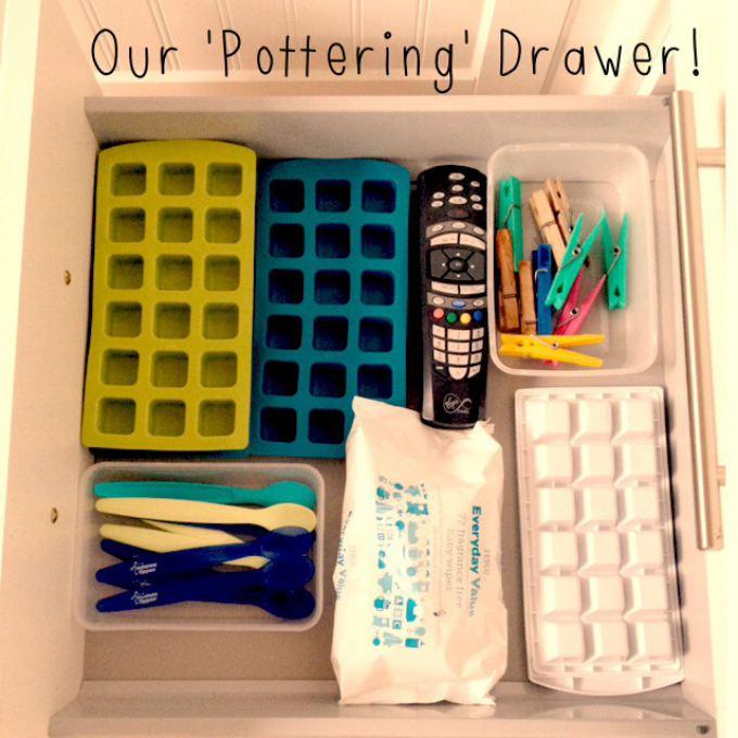Pottering Drawer