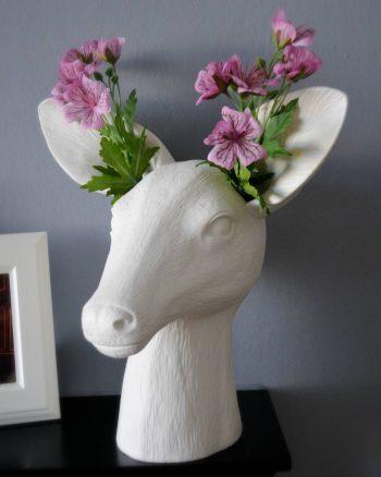 Home Comforts – Anthropologie Deer Vase