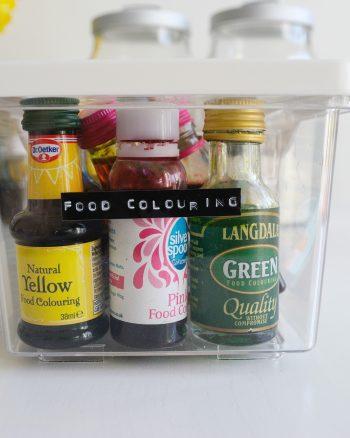 Baking Cupboard Makeover