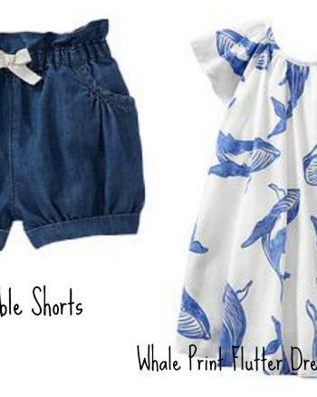 GAP Kids Toddler Girl Lookbook – Spring 2014
