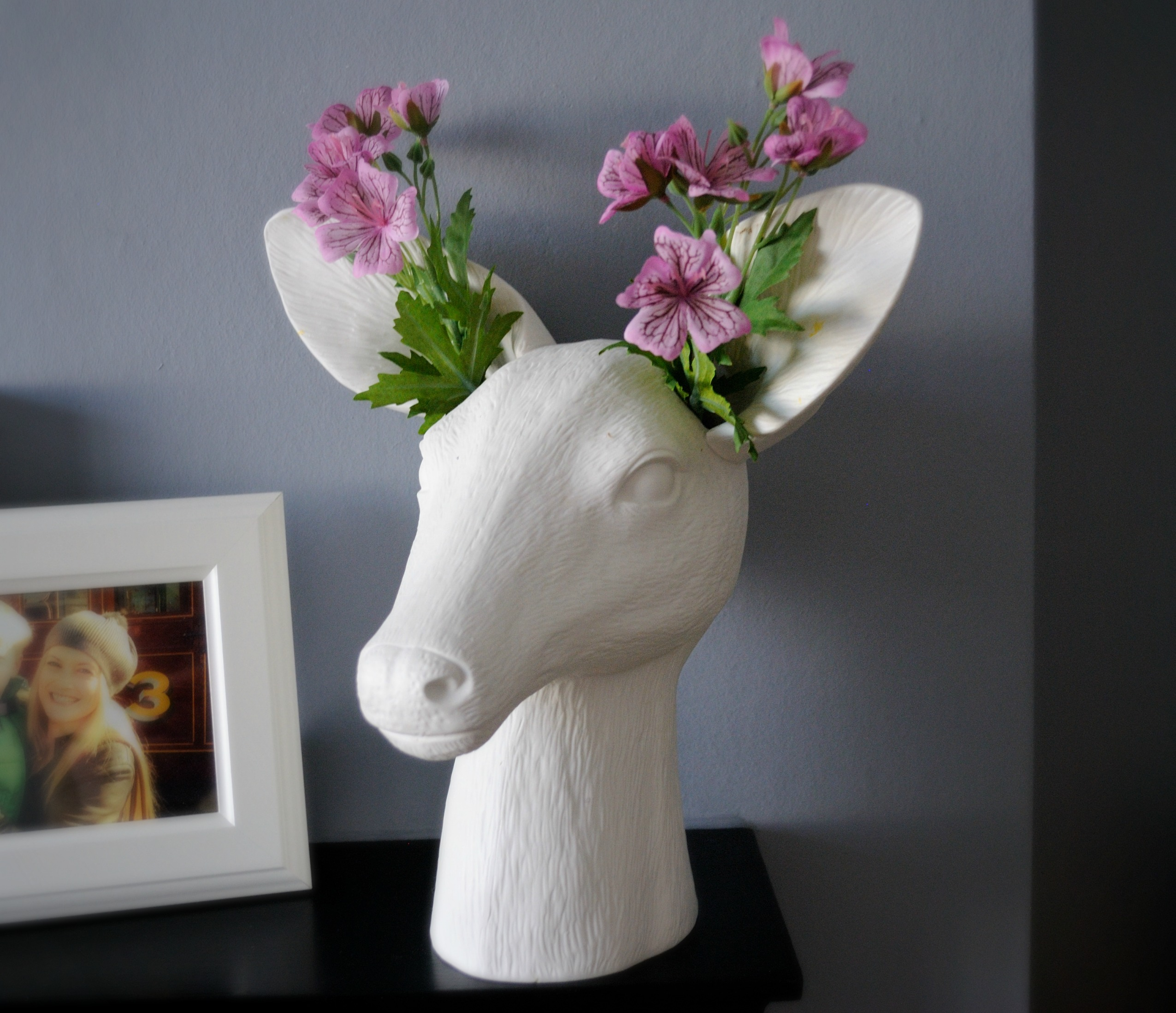 Home comforts- deer vase edit 1