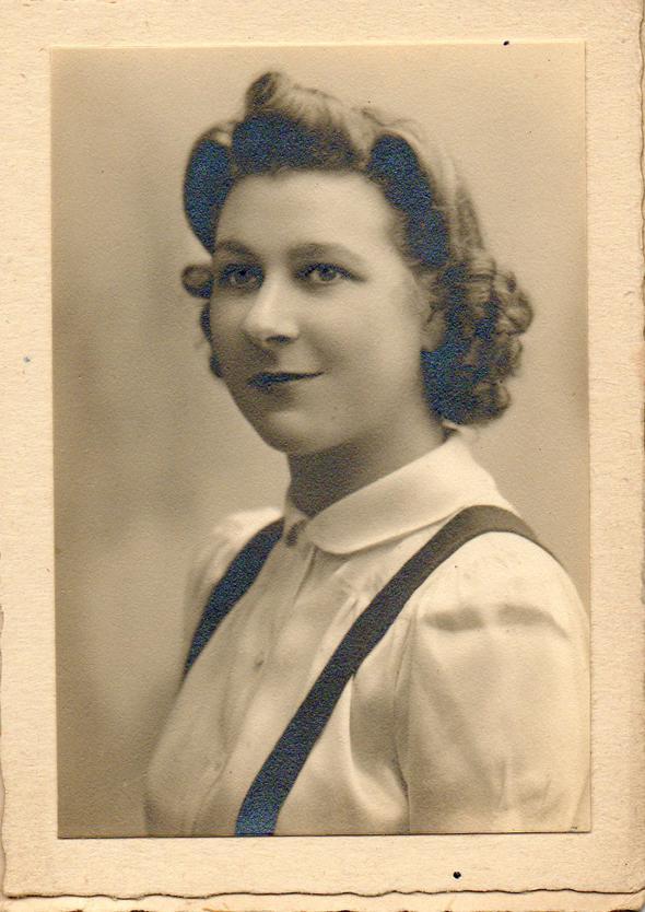 Irene in 1942
