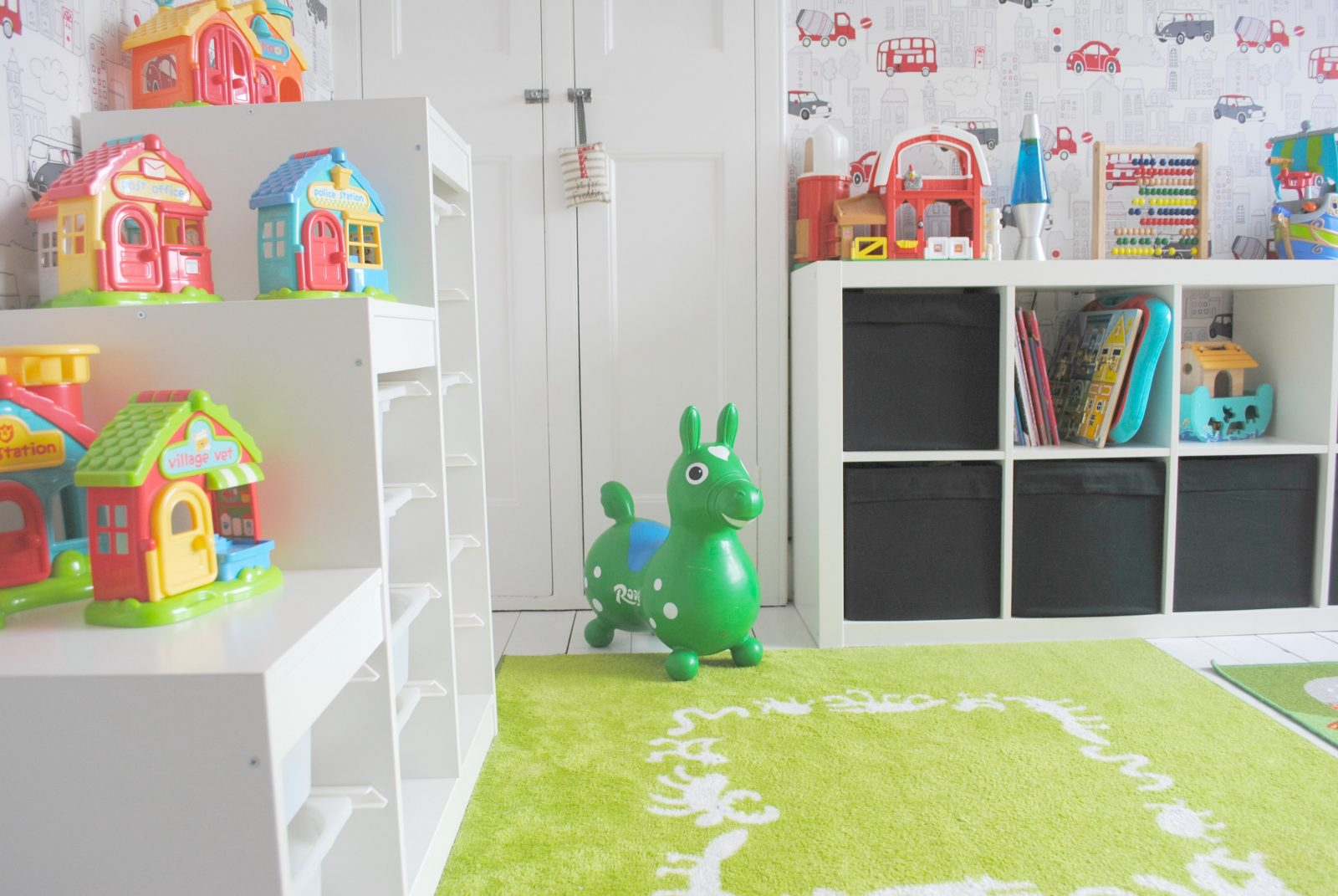 Our House Renovation – Freddie's Bedroom