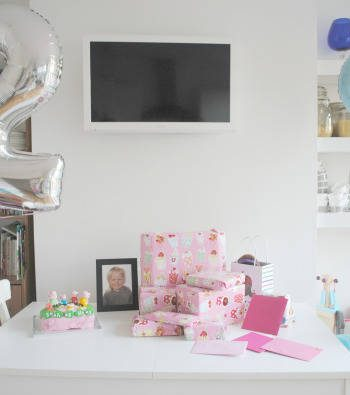 A Peppa Pig Birthday Party for Sasha – Part 1