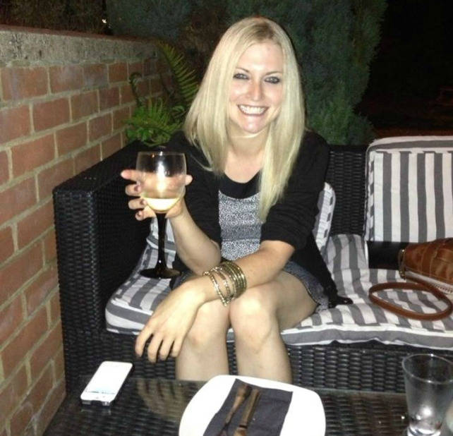 On ditching booze…