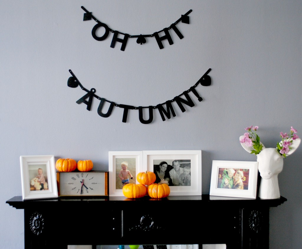 Things I'm loving about Autumn