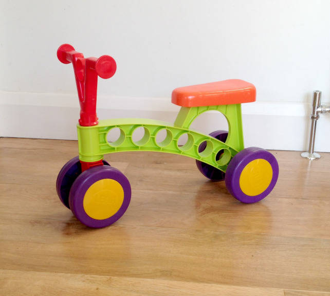 Toddlebike Review