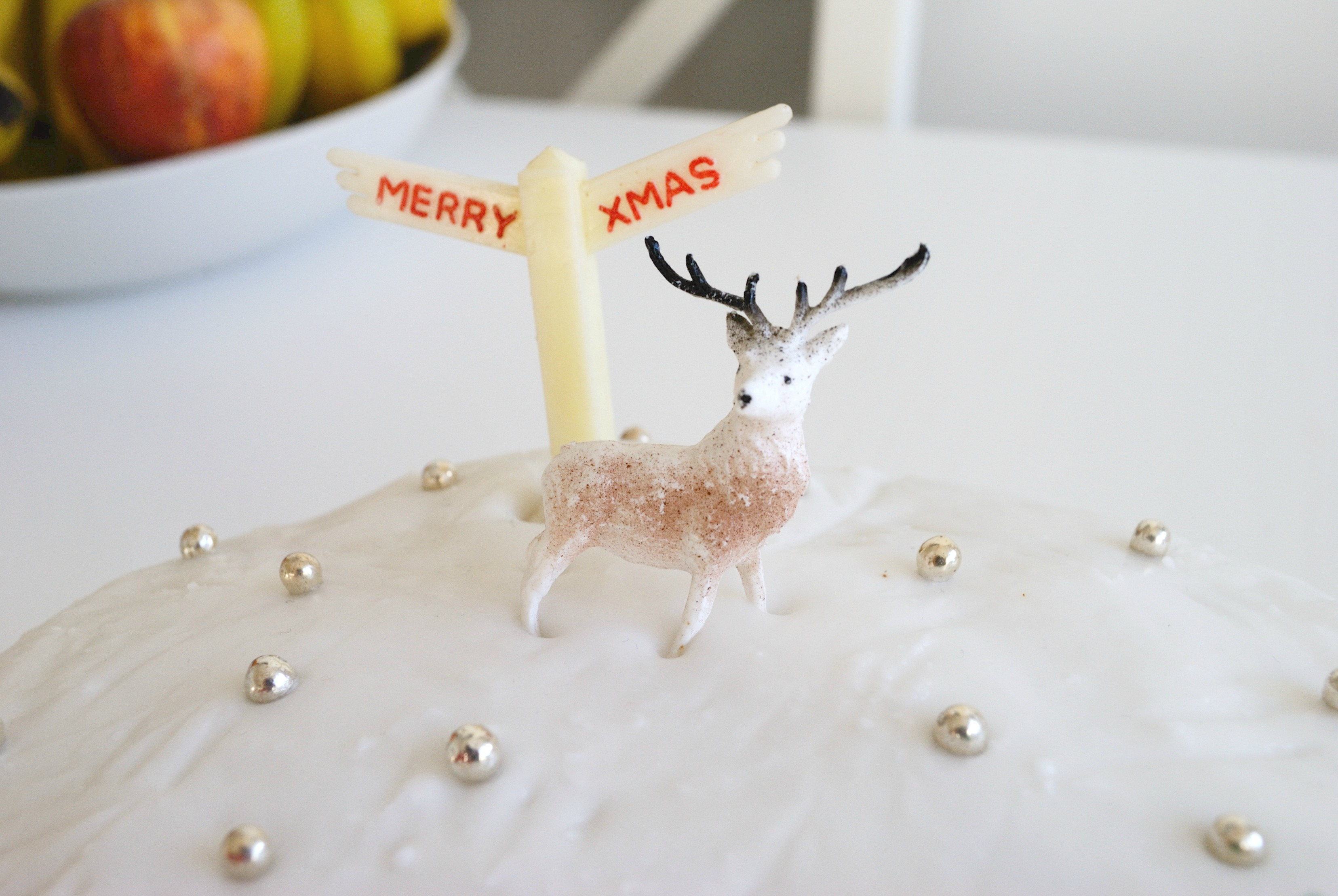 This Year's Christmas Cake