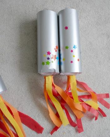 How to make a Rocket Backpack