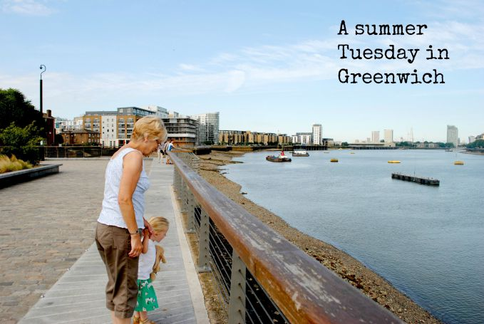 Summer in Greenwich