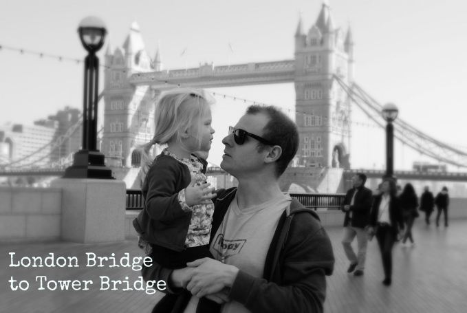 London Bridge to Tower Bridge