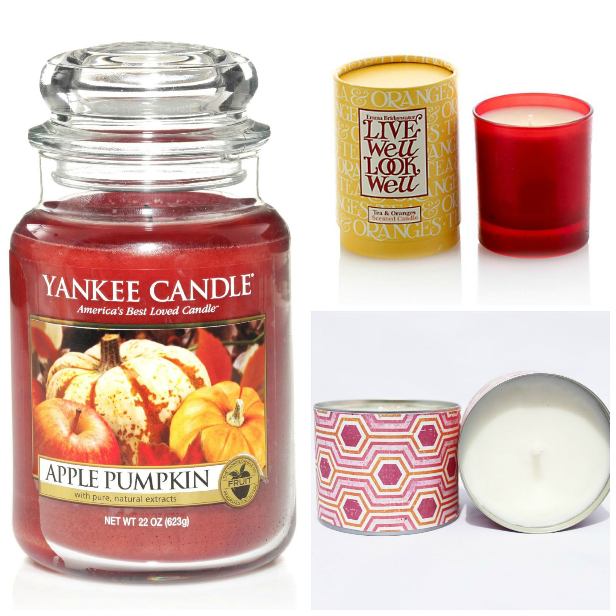 The Best Autumn Candles And Giveaway Win One Of 3 39 Apple