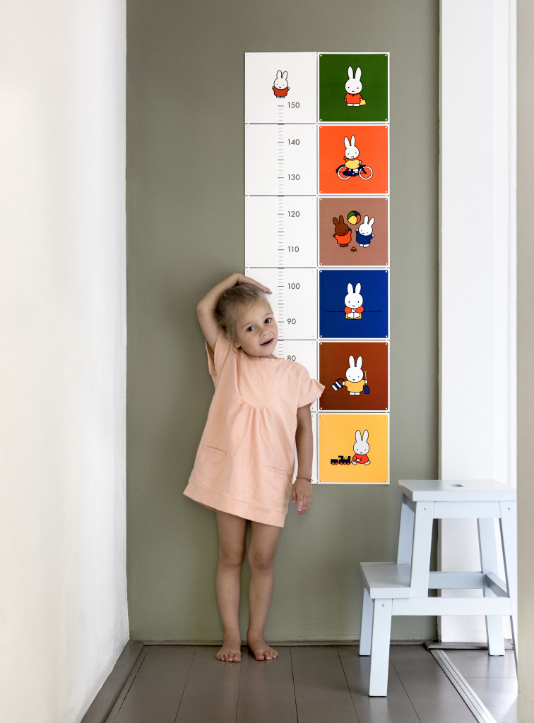 ixxi Nijntje-Miffy height meter