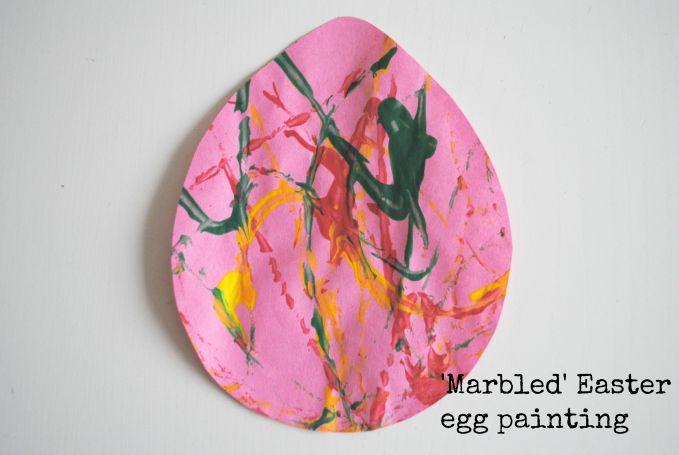marbled egg complete