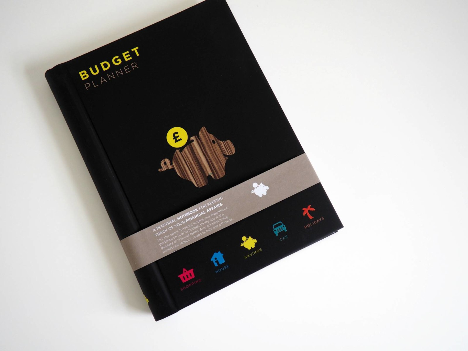 Win! A Paperchase Financial 'Budget Planner'