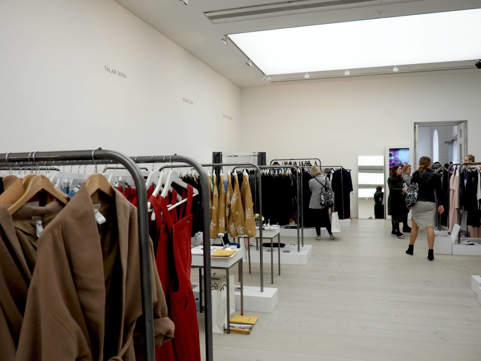 My visit to London Fashion Weekend, and SS16 Trends with Joules