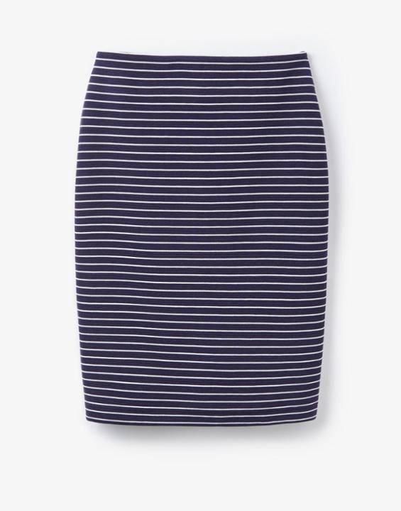 Ariela jersey skirt