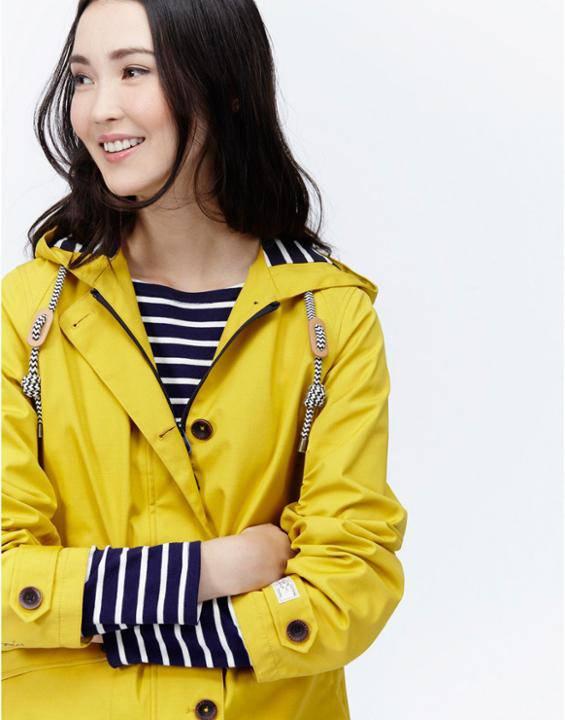 Coast waterproof hooded jacket