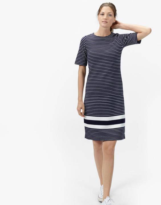 Marie jersey dress