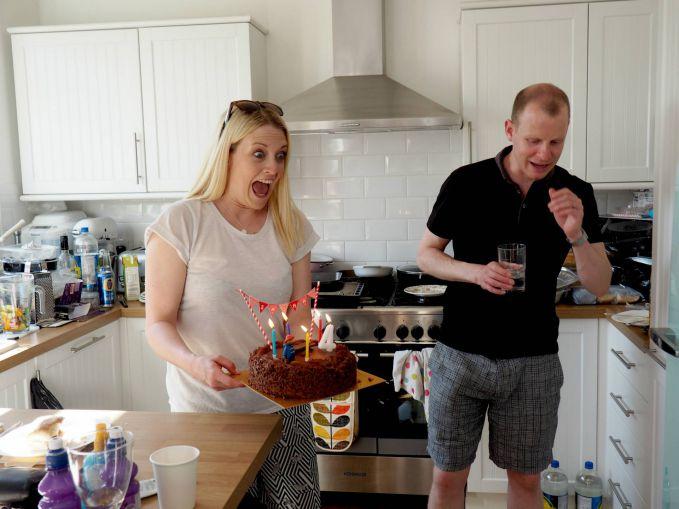 Sasha's 4th Birthday