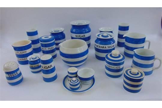 Blue Cornishware