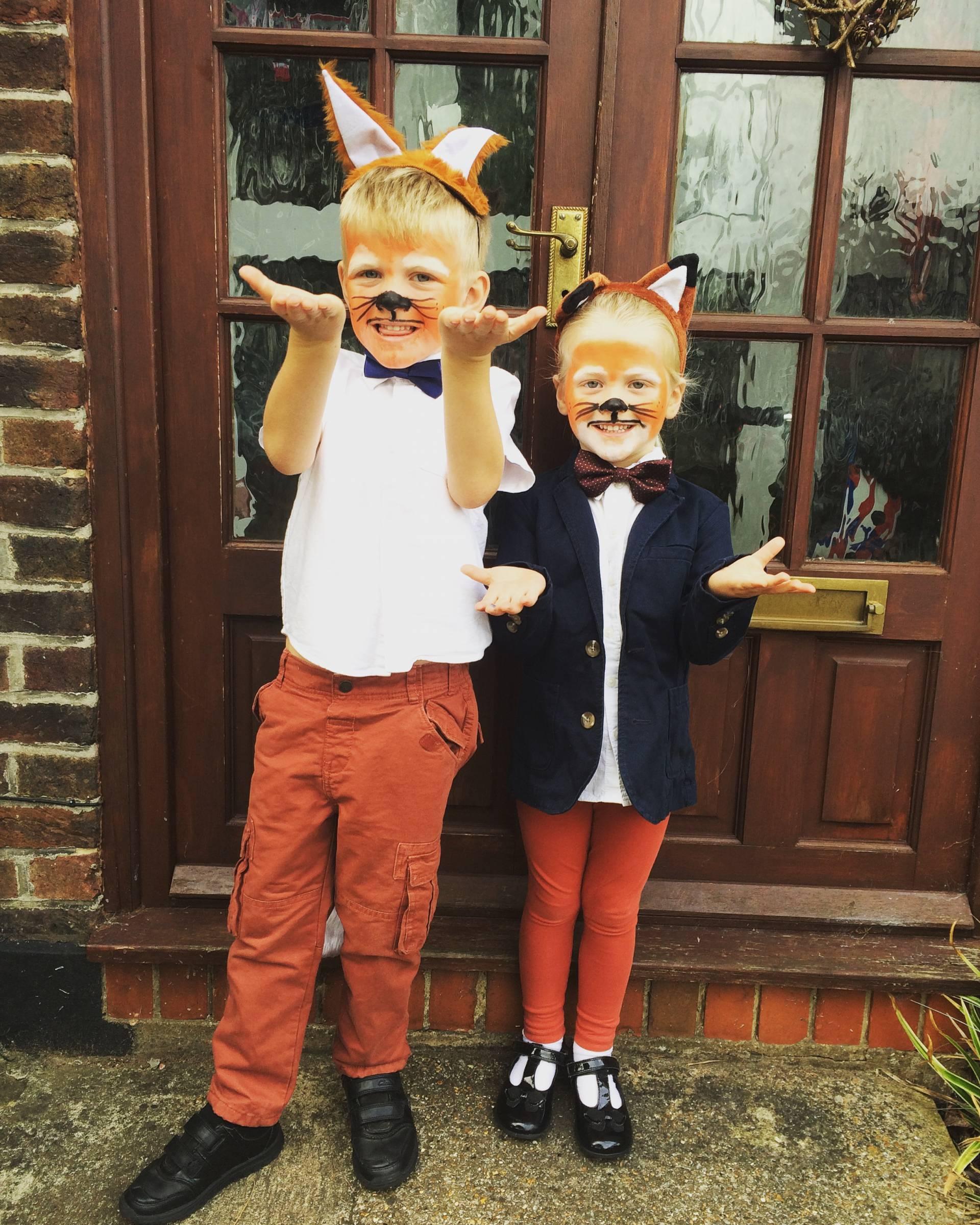 My Siblings in October