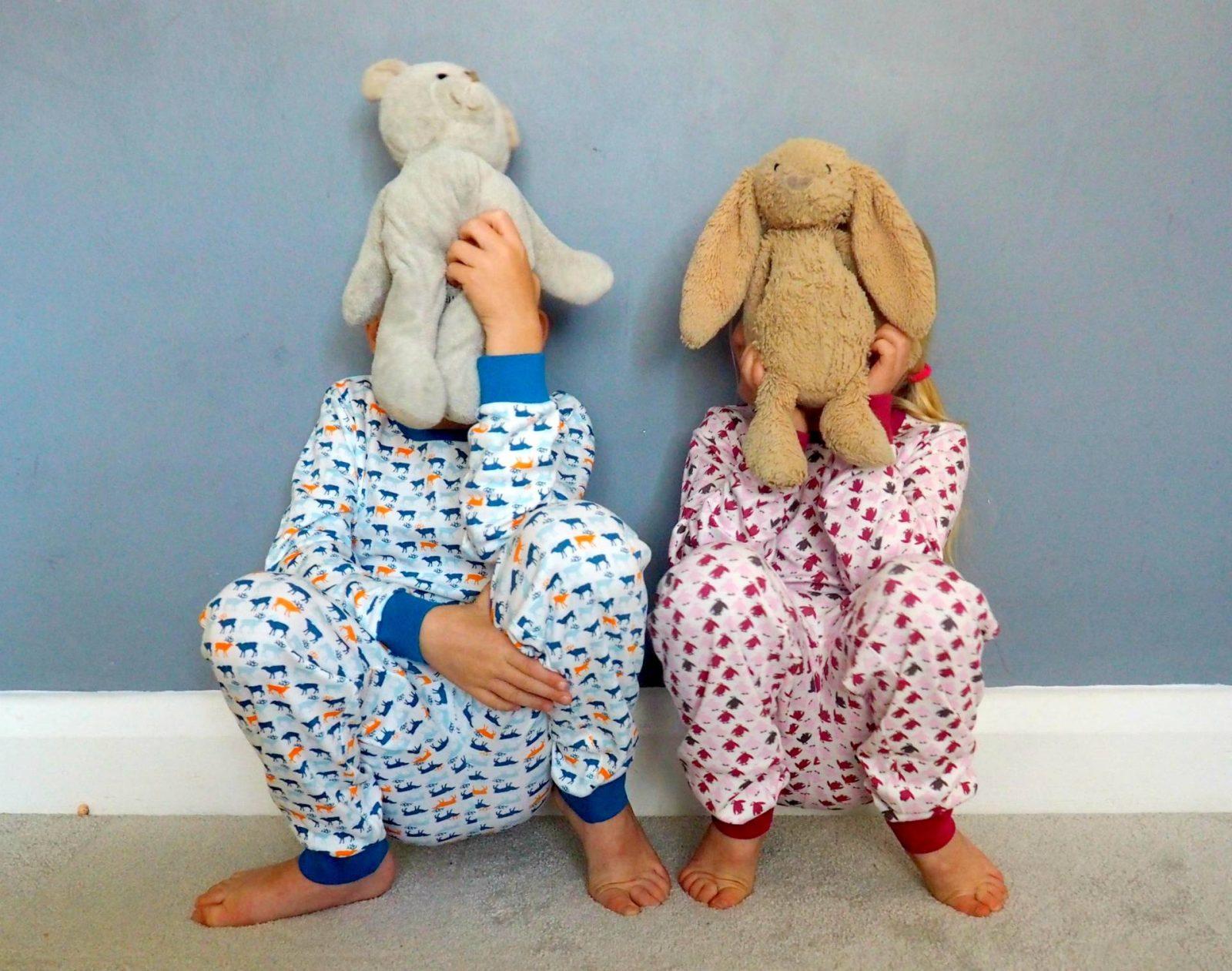 Sense Organic Children's Pyjamas and Giveaway!