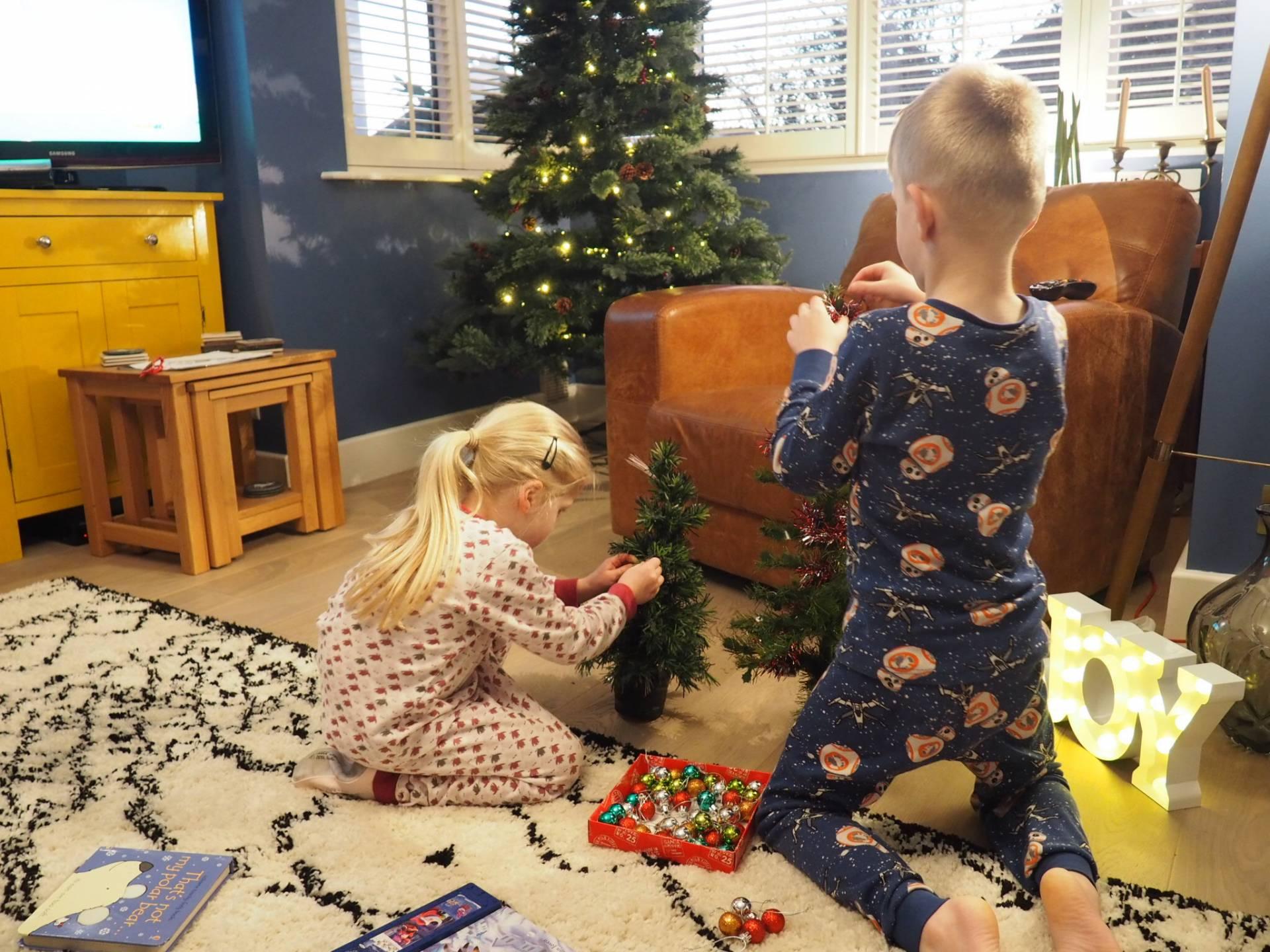 December plans and feeling festive!