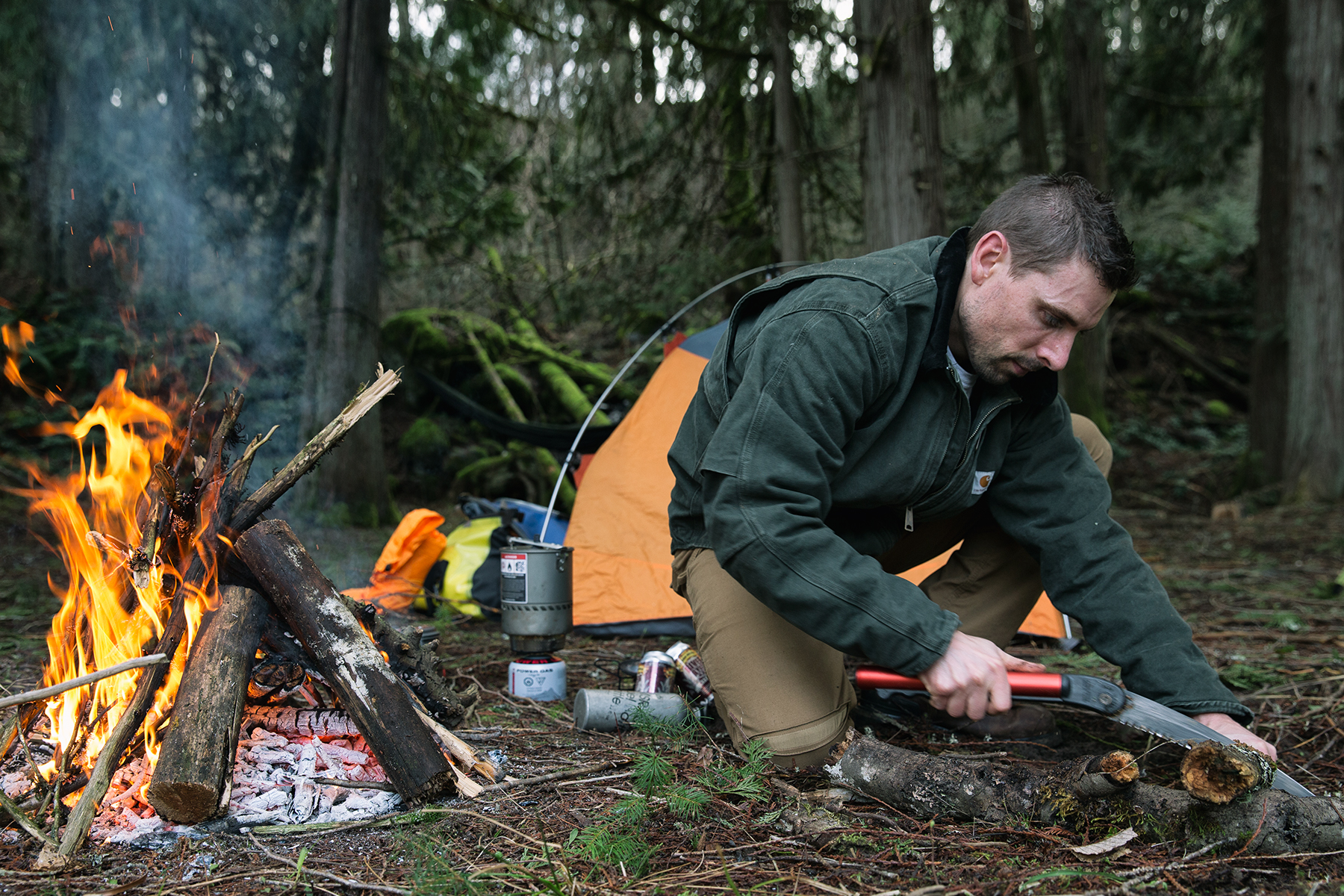 8 Things not to forget on your Camping Trip*