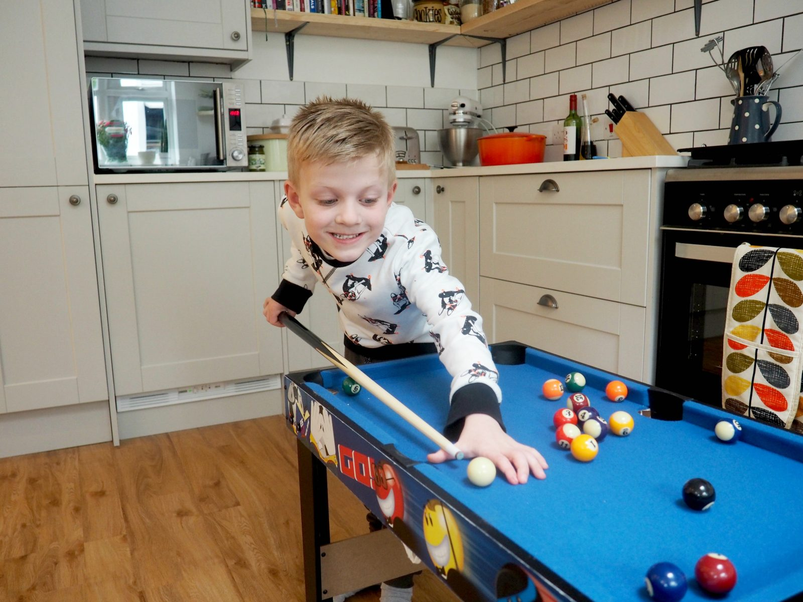 Review: Chad Valley 3ft 4-in-1 Multi Game Table and WIN a £75 Argos Gift Card