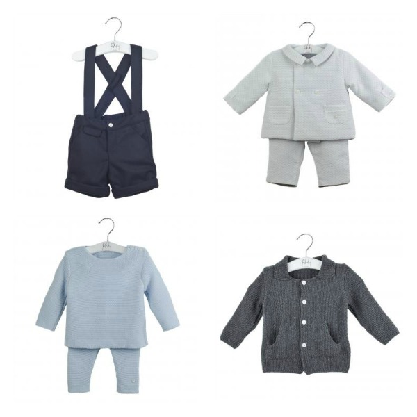 Traditional Stylish Baby Must-Haves for SS17 & WIN a £50 Rikiki London Voucher