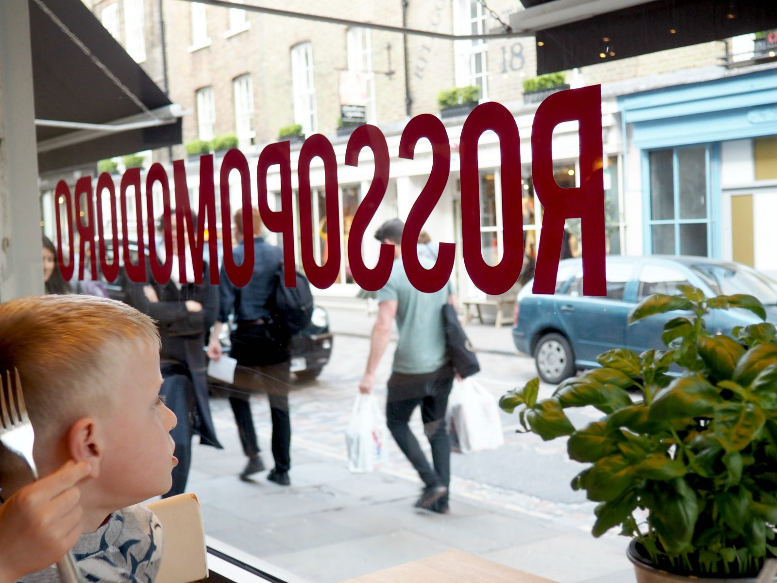 Review: Rossopomodoro Covent Garden and WIN a Meal out for a family of 4!