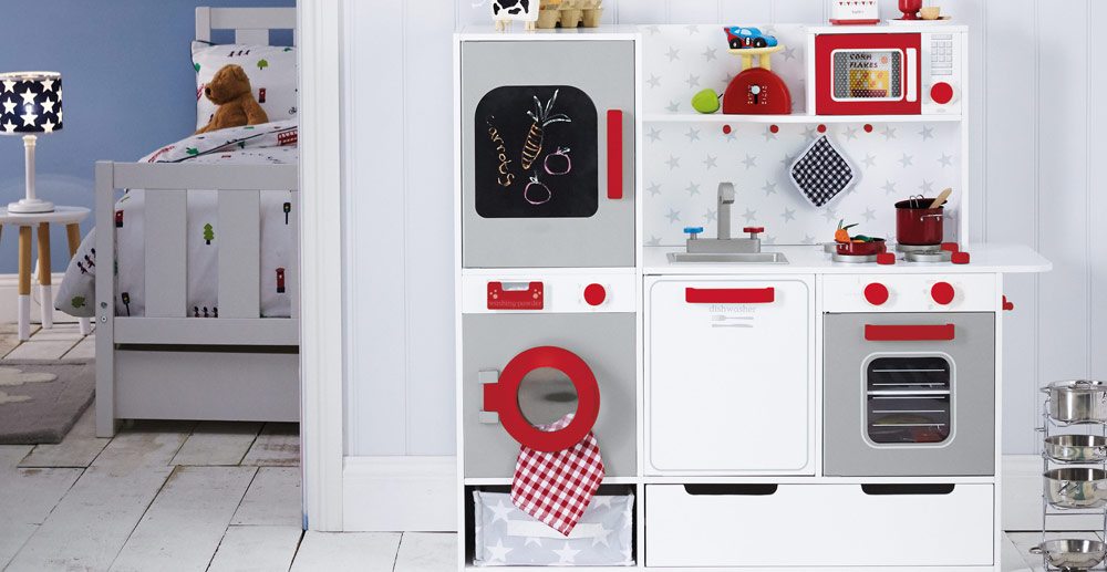 Celebrating 2 Years on the Great Little Trading Co Testing Team, and WIN a Cherry Tree Play Kitchen!
