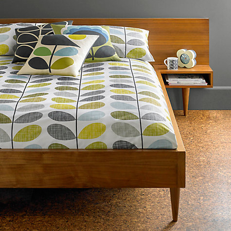 Win! Orla Kiely Scribble Stem Cotton Bedding