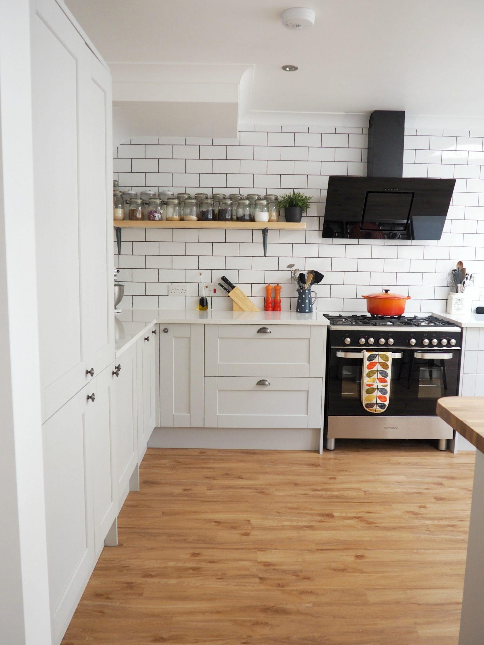 Choosing our kitchen floor