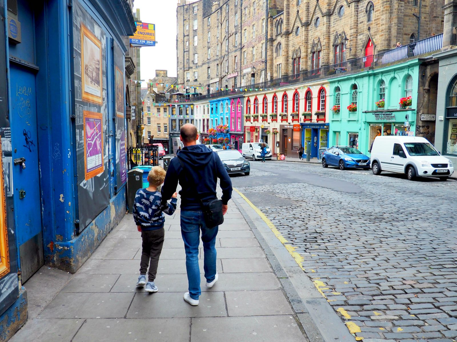 Our Family Trip to Edinburgh with Virgin Trains