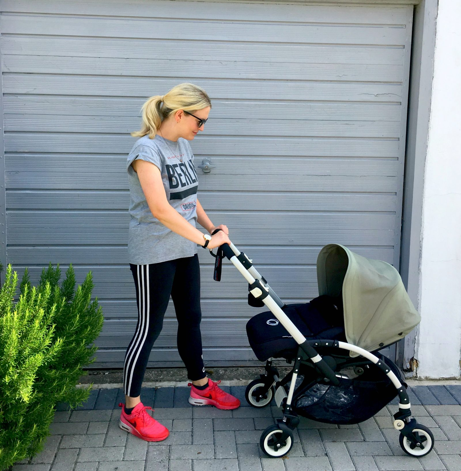 My Post-Pregnancy Health and Fitness – Month 1