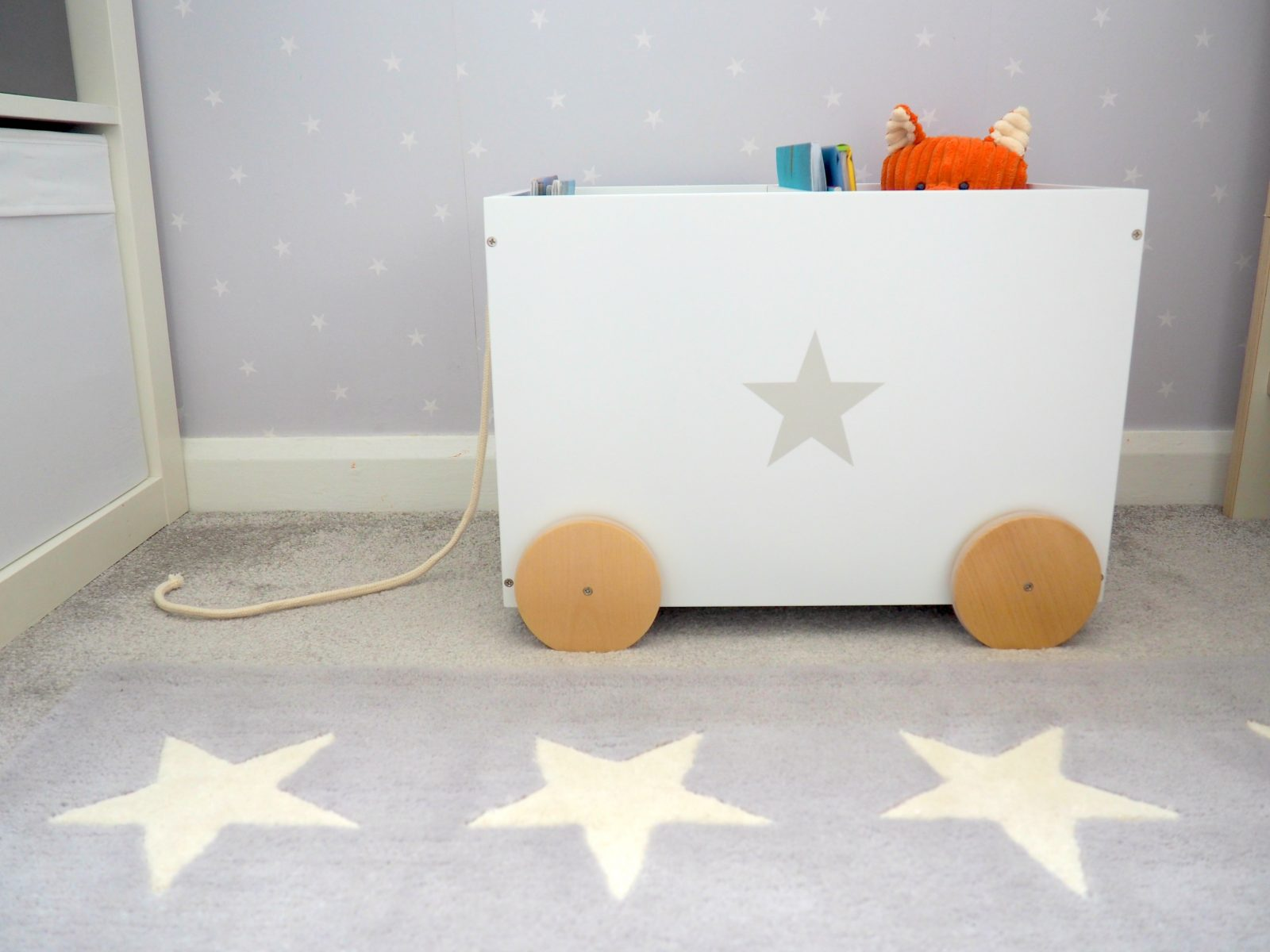 7 Stylish Nursery Updates with the Great Little Trading Co
