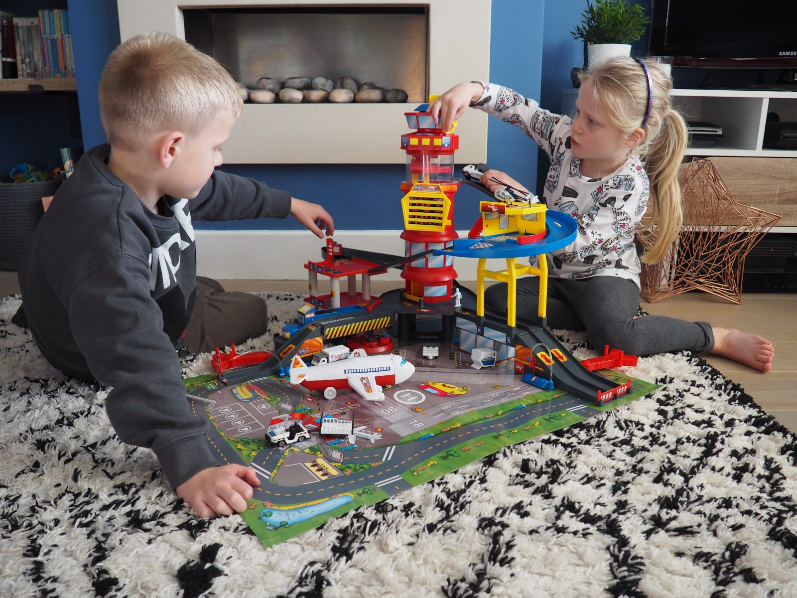 Chad Valley Play Panel – Chad Valley Airport Playset Review | Win a £75 Argos Gift Card