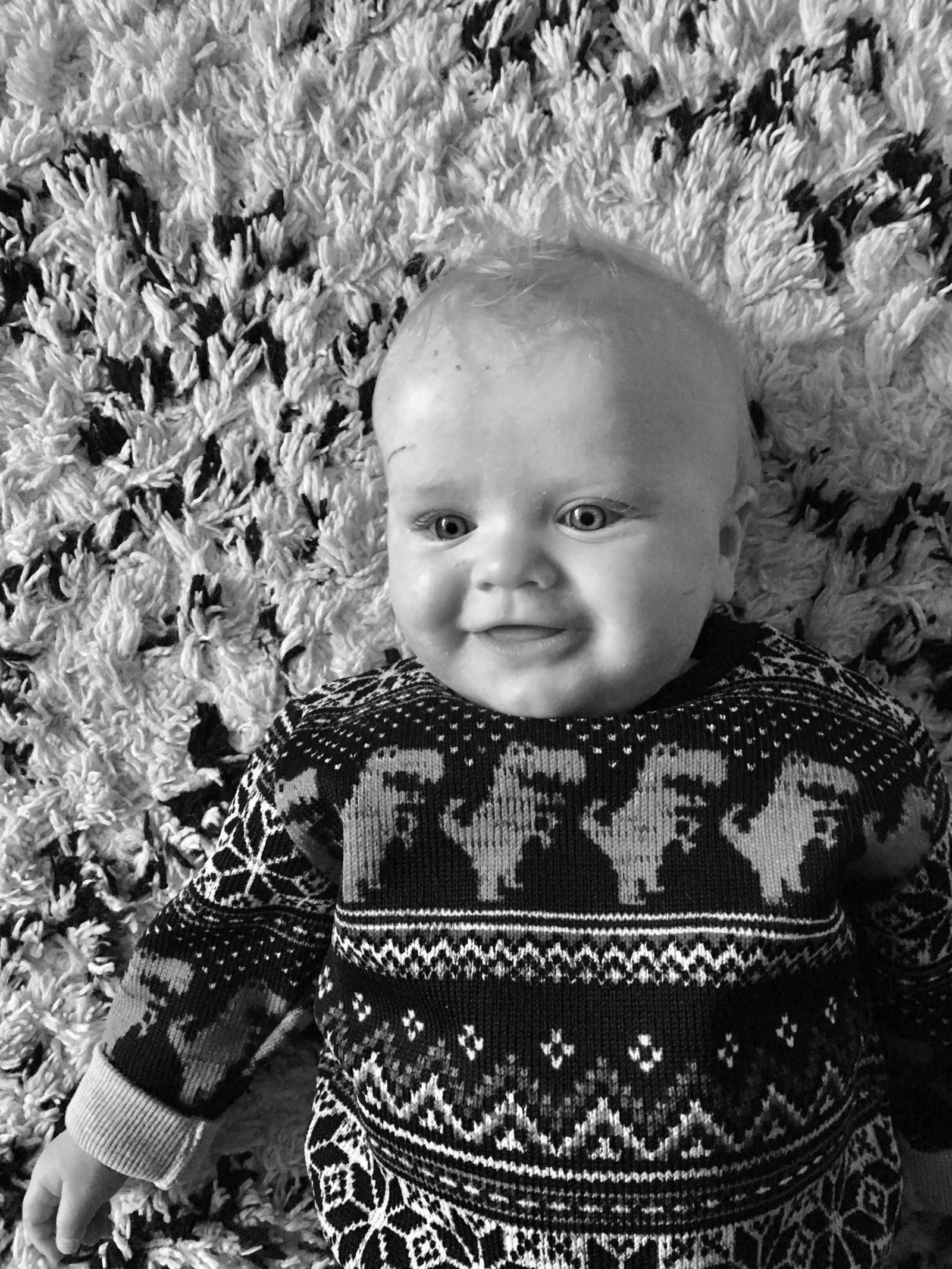 Arlo at 6 Months
