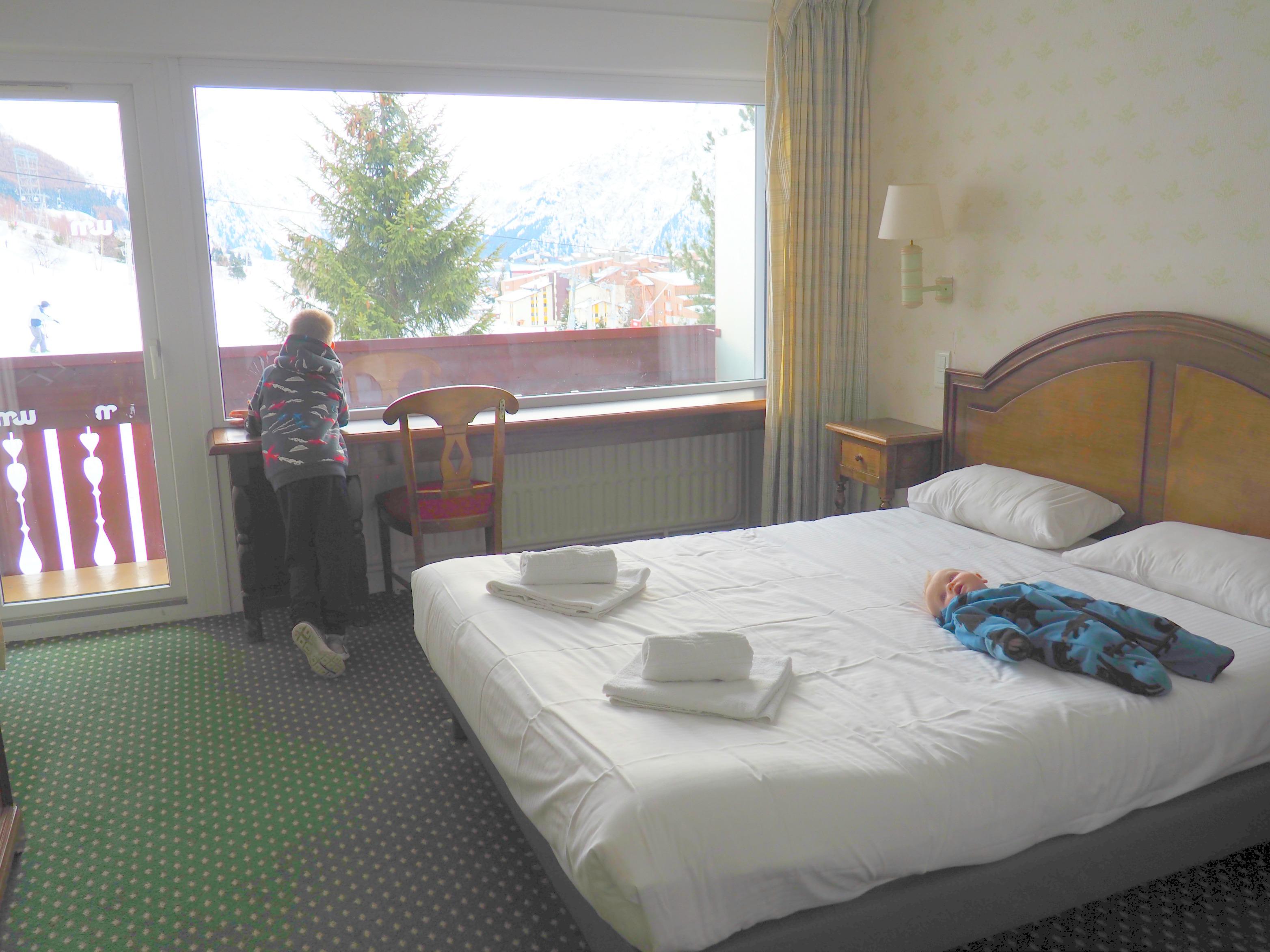 hotel room Hotel Le Berangere Les Deux Alpes