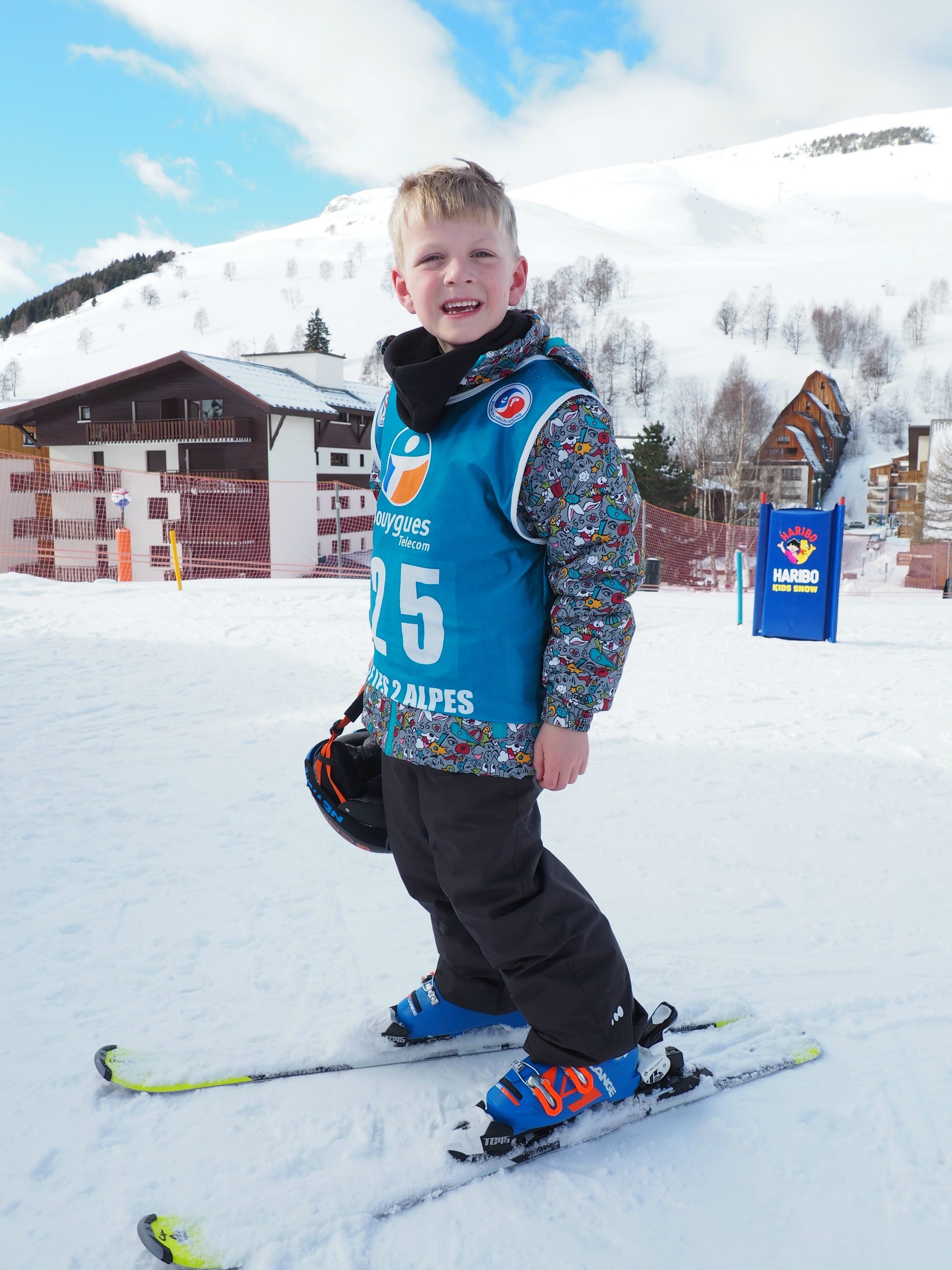Our Family Ski Holiday to Les Deux Alpes Hotel Berangere with Mark Warner – Part 1