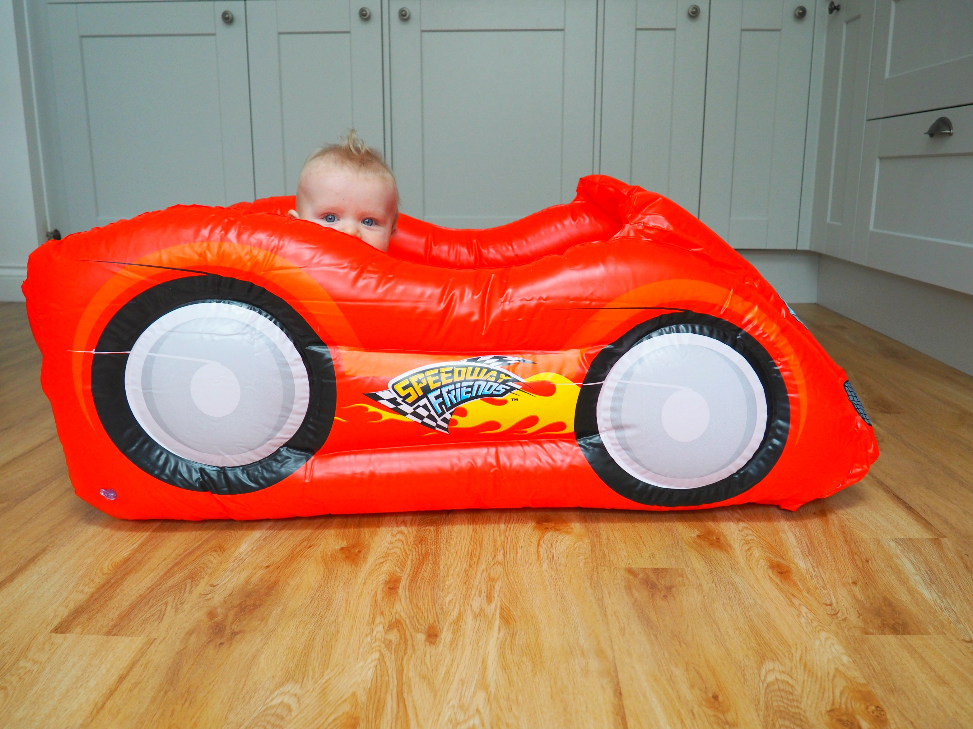 Chad Valley Race Car Ball Pit & Pool Review and WIN! a £75 Argos gift card