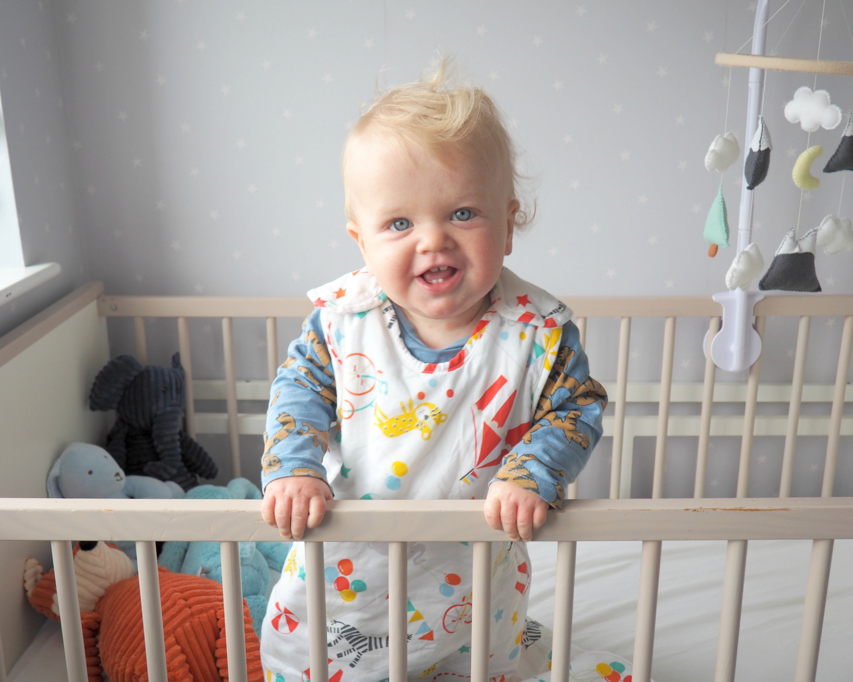 Arlo's Day – Routine of a 10 Month Old Baby