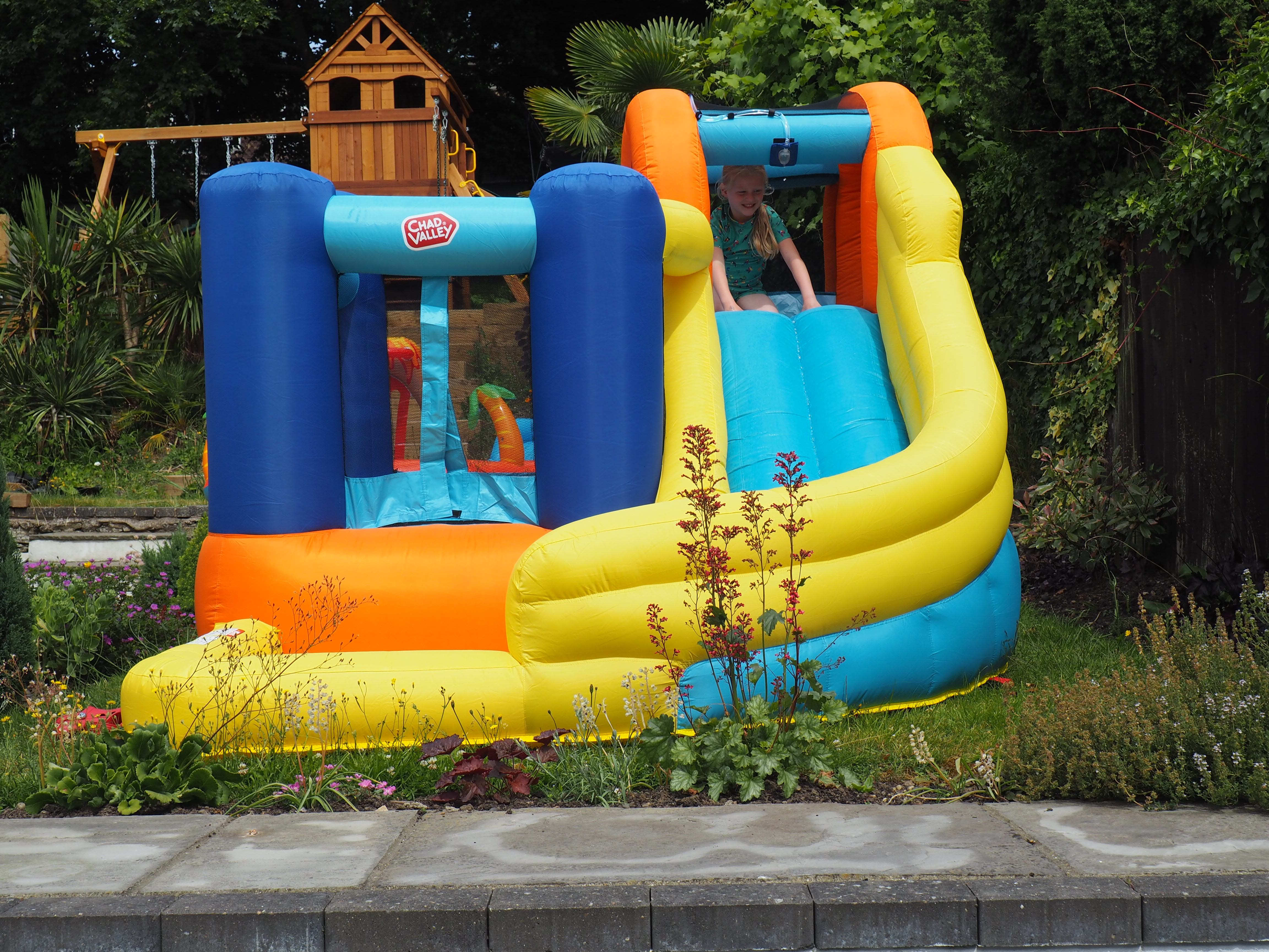 Chad Valley Inflatable Fun House