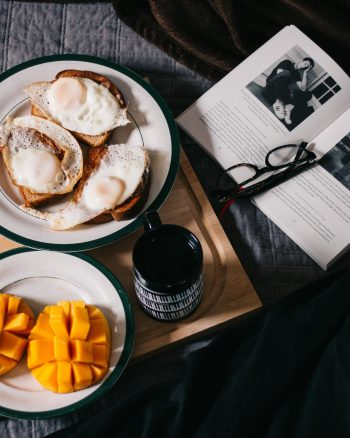 My Perfect Weekend Rituals