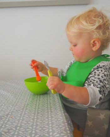 'Feel Hipp' when weaning your baby and toddler with Hipp Organic and WIN a hamper of Hipp Organic goodies #Ad