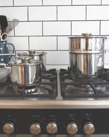 Upgrading our cookware with Robert Welch Designs #Ad
