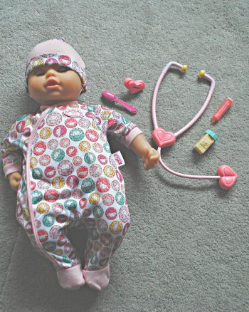 Baby Annabell 'Milly Feels Better' Review